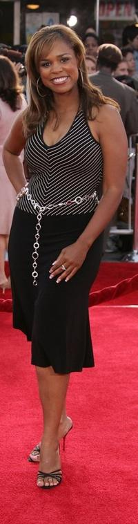 Kimberly Brooks at the premiere of