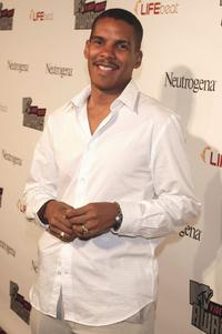 Christopher Broughton at the VMA Fandemonium: A Concert To Benefit Lifebeat.