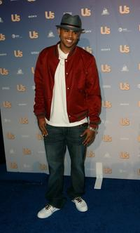 Christopher Brown at the Us Weekly Hot Hollywood Party.