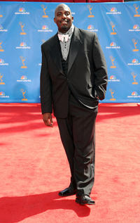 Kevin Brown at the 62nd Annual Primetime Emmy Awards in California.