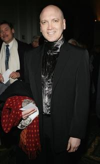 Charles Busch at the Hedda Gabler Benefit.