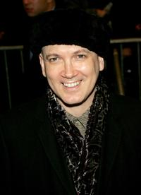 Charles Busch at the opening night of