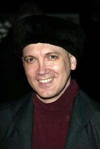 Charles Busch at the after party of