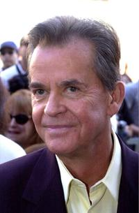 Dick Clark at the Don Rickles Star Ceremony.