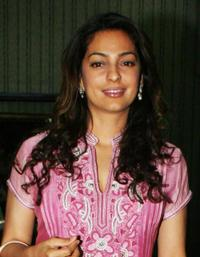 Juhi Chawla at the Sahachri Foundation's Design One event.