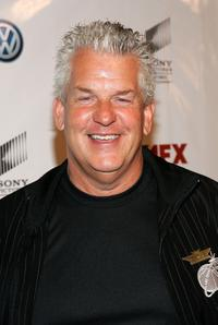 Lenny Clarke at the premiere of