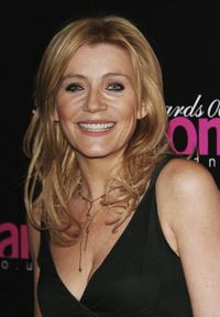 Michelle Collins at the New Woman 2006 Beauty Awards.