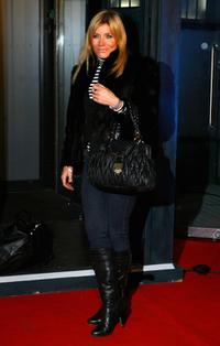 Michelle Collins at the Gala Screening of