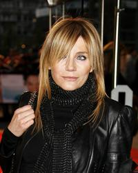 Michelle Collins at the world premiere of