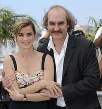 Anne Consigny and Michel Vuillermoz at the photocall of