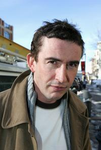 Steve Coogan at the 2005 Sundance Film Festival.