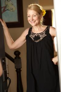 Patricia Clarkson as Olive's mother Rosemary in