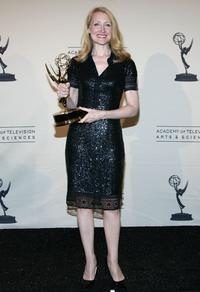 Patricia Clarkson at the 2006 Creative Arts Awards.