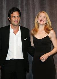 Patricia Clarkson and Mark Ruffalo at the Toronto International Film Festival gala presenation of the film ''All The King's Men.