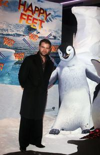 Clovis Cornillac at the premiere of