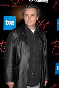 Jose Coronado at the premiere of