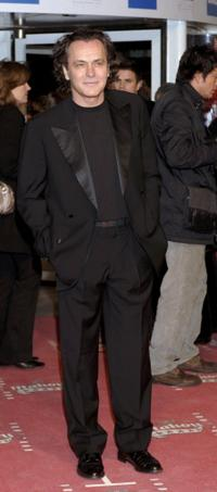 Jose Coronado at the Goya Cinema Awards 2006.