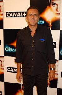 Jose Coronado at the Spanish premiere of
