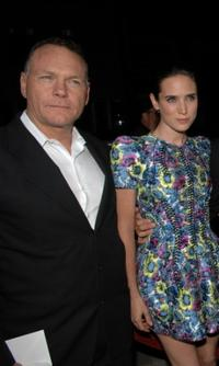 Antoni Corone and Jennifer Connelly at the after party of the California premiere of