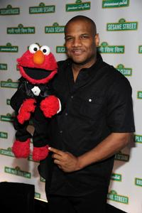 Kevin Clash at the Sesame Workshop's 8th Annual Benefit Gala.