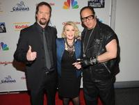 Tom Green, Joan Rivers and Andrew Dice Clay at the