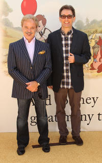Jim Cummings and Tom Kenny at the California premiere of