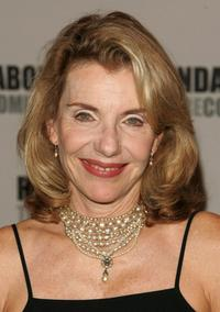 Jill Clayburgh at the opening night of