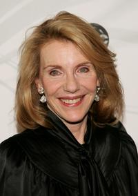 Jill Clayburgh at the ABC Upfront presentation.