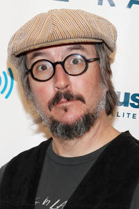 Les Claypool at the SiriusXM Studio in New York.