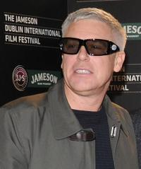 Adam Clayton at the European premiere of