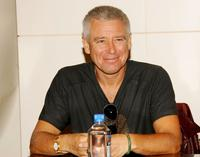 Adam Clayton at the signing of new book
