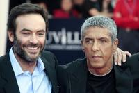 Anthony Delon and Samy Naceri at the screening of