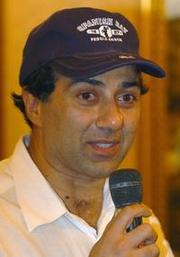 Sunny Deol at the press conference of