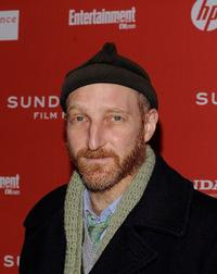 Jonathan Ames at the 2010 Sundance Film Festival.