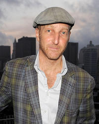 Jonathan Ames at the New York Magazine Establishments Issue Launch party in New York.