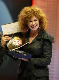 Corinne Clery at the 14th Damascus International Film Festival.