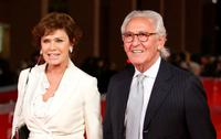 Corinne Clery and Beppe Ercole at the premiere of