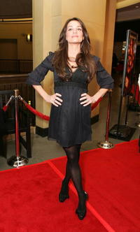 Kristen Cloke at the premiere of