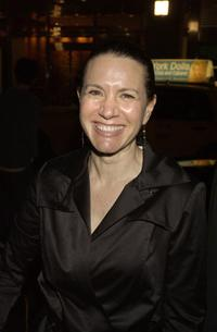 Susie Essman at the opening night after party of