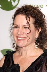 Susie Essman at the 2008 Farm Sanctuary Gala of Farm Animals.