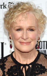 Glenn Close at the 28th annual Gotham Independent Film Awards in New York City.