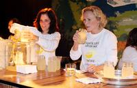 Glenn Close and Parker Posey at the Sundance Institute's 26th Annual Celebration,