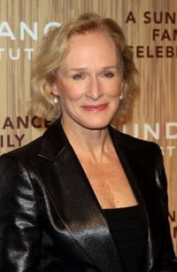 Glenn Close at the Sundance Institute's 26th Annual Celebration,