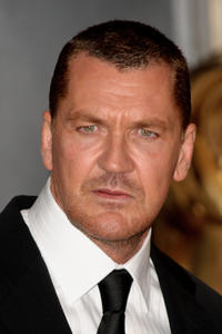 Craig Fairbrass at the 2012 Game British Academy Video Games Awards in England.