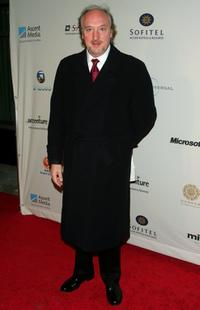 Bernard Farcy at the 34th International Emmy Awards Gala.