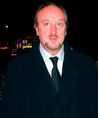 Bernard Farcy at the 32nd Cesars French film awards ceremony.