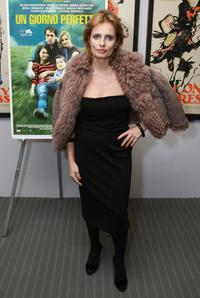 Isabella Ferrari at the screening and presentation of
