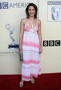 Madchen Amick at the BAFTA/LA-Academy of Television Arts and Sciences Tea Party.