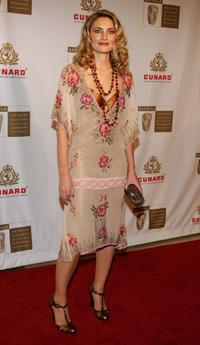 Madchen Amick at the 14th Annual Britannia Awards.