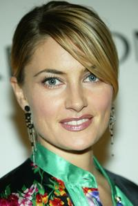 Madchen Amick arrives to the Entertainment Weekly Emmy Pre-Party.